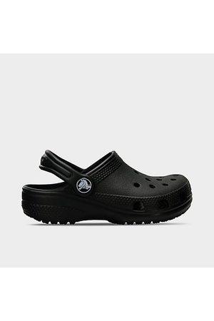 Crocs Kids' Toddler Classic Tie-Dye Graphic Clogs Shoes Size 5.0
