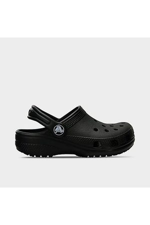 Crocs Kids' Toddler Classic Tie-Dye Graphic Clogs Shoes Size 6.0