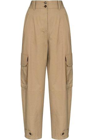 Dolce & Gabbana Panama cargo trousers