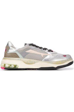 Premiata Men Sneakers - Drake 036 panelled sneakers