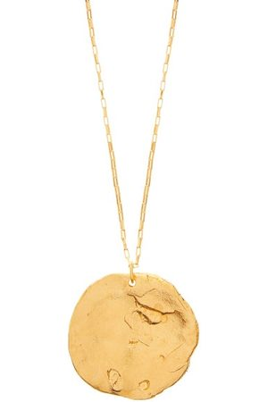 Alighieri Women Necklaces - Il Maestro 24kt -plated Necklace - Womens