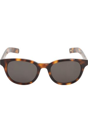 FLATLIST Logic Round Acetate Sunglasses