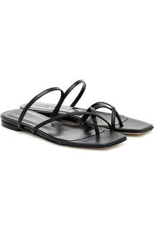 Aeyde Marina leather sandals