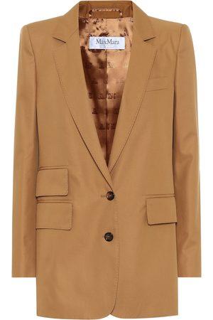 Max Mara Ronchi cotton blazer