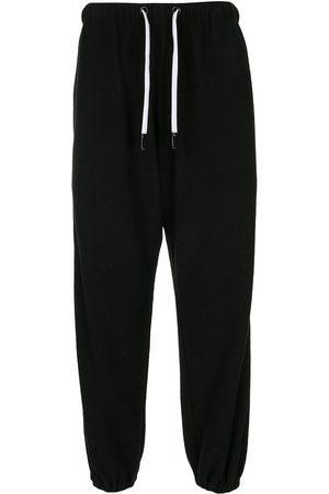 Natasha Zinko Men Sweatpants - X Duo cotton jogging pants