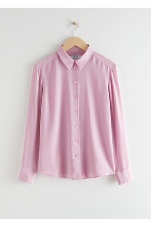 & OTHER STORIES Women Shirts - Silk Crepe Shirt