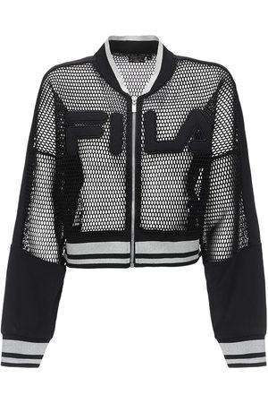 Fila Gia Cropped Jacket