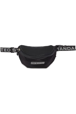UNITED STANDARD Logo Nylon Belt Bag