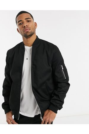 ASOS Bomber Jackets - Bomber jacket with MA1 pocket in