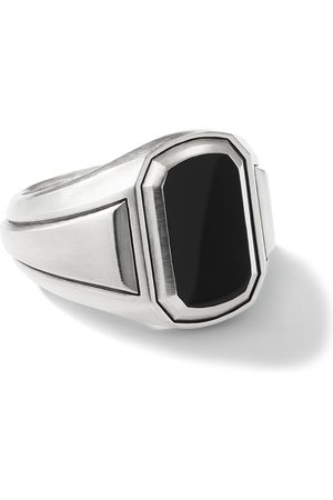 David Yurman Deco Signet ring