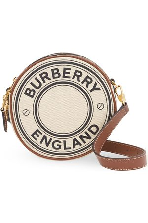 Burberry Round leather Louise bag - Neutrals