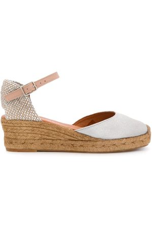 Kurt Geiger Minty low wedge heel espadrilles