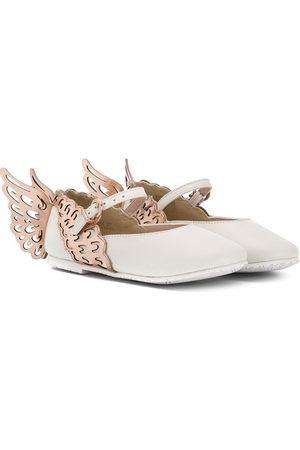 SOPHIA WEBSTER Evangeline butterfly ballerinas