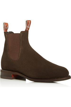 R.M.Williams Men's Turnout Suede Chelsea Boots