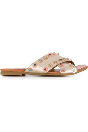 Carvela Women Sandals - Concern studded sandals