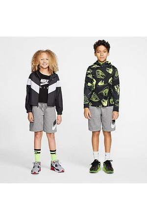 Nike Shorts - Kids' Sportswear HBR Club Fleece Shorts Size X-Large Cotton/Polyester/Fleece