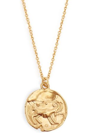 Alighieri Women Necklaces - Aries -plated Necklace - Womens