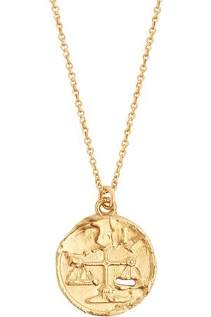 Alighieri Libra -plated Necklace - Womens