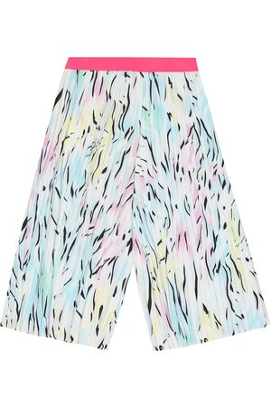 Kenzo Printed pleated pants