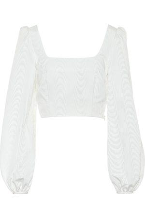 RACIL Women Tops - Cotton-blend tip