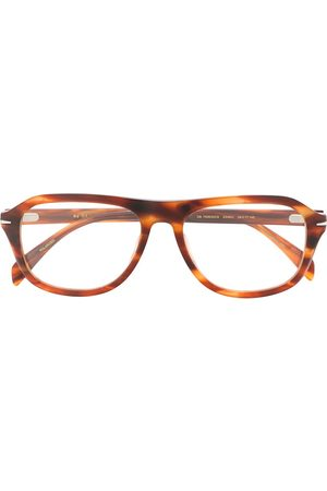 Eyewear by David Beckham 7006/G/CS square frame sunglasses