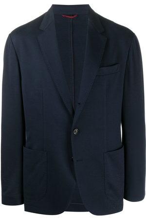 Brunello Cucinelli Men Blazers - Single-breasted fitted blazer