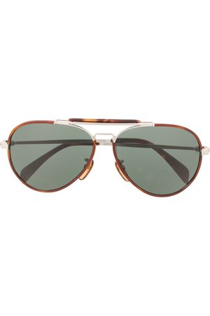Eyewear by David Beckham 7003/S aviator frame sunglasses