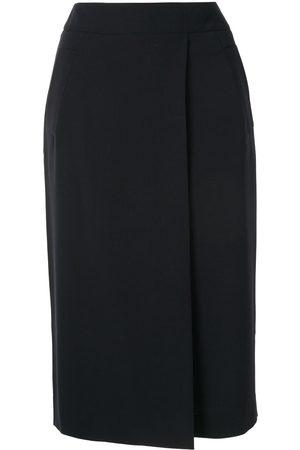 Armani Women Midi Skirts - Fitted midi skirt