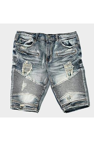 Supply & Demand Men's Chaos Jean Shorts in Size Small Cotton/Denim