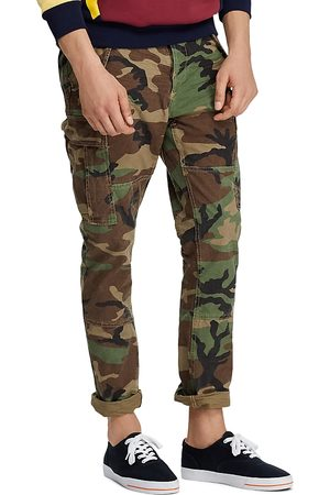 Polo Ralph Lauren Camouflage-Print Slim Fit Cargo Pants