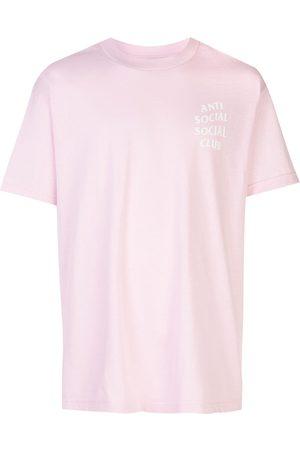 ANTI SOCIAL SOCIAL CLUB Logo print T-shirt