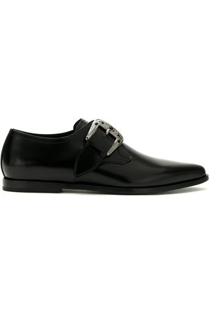 Dolce & Gabbana Buckled monk shoes