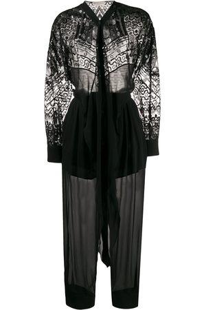 Emilio Pucci Vivara embroidered jumpsuit