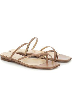 Aeydē Women Sandals - Marina leather sandals