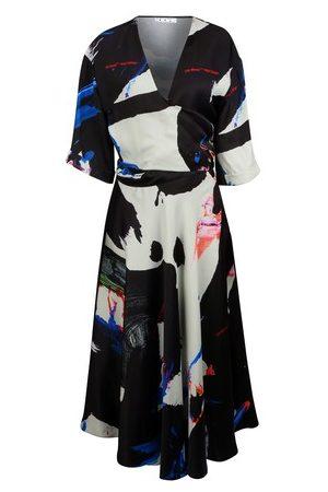 OFF-WHITE Brushstrokes dress