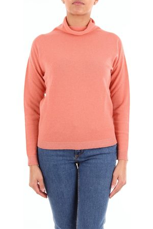 Cappellini Knitted Women Salmon Virgin Wool, Cashmere