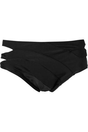 AMIR SLAMA Men Swim Shorts - Cut out trunks