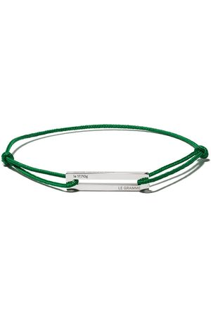 Le Gramme Bracelets - 17/10 cord bracelet