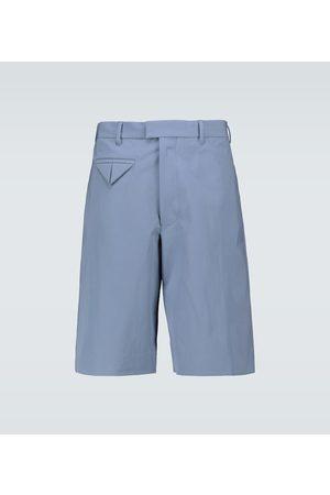 Bottega Veneta Technical-blend fabric shorts