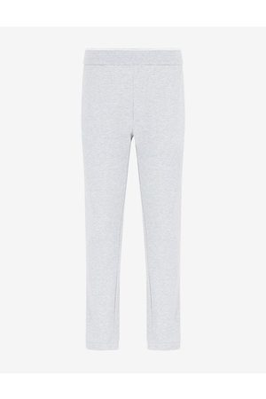 Armani Men Tracksuits - Jogger Light Grey Cotton, Elastane