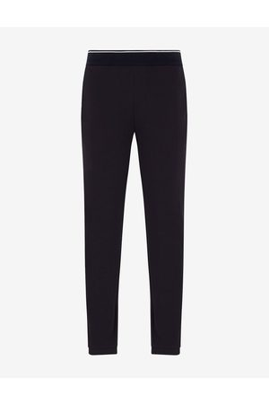 Armani Men Tracksuits - Jogger Navy Cotton, Elastane