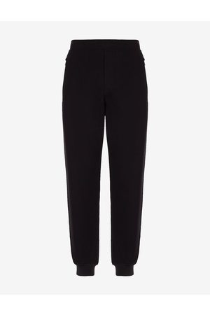 Armani Fleece Pants Viscose, Polyamide, Elastane