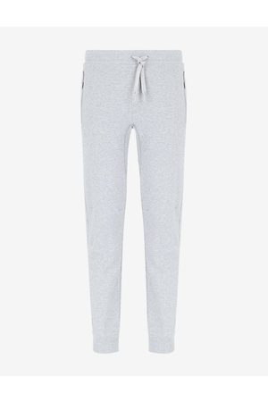 Armani Jogger Light Grey Cotton