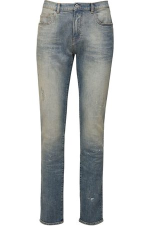 FAITH CONNEXION Slim Fit Cotton Denim Jeans