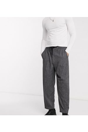 Reclaimed Vintage Wide leg smart pants