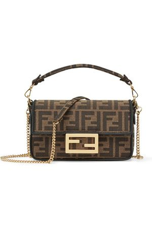 Fendi Women Shoulder Bags - Mini Baguette