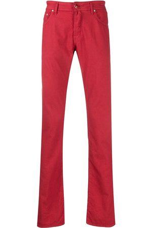 Jacob Cohen Men Straight - J622 pocket square jeans