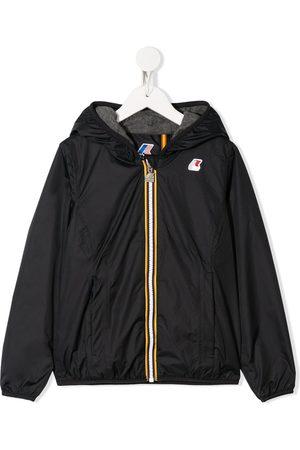 K-Way Girls Rainwear - Hooded rain jacket