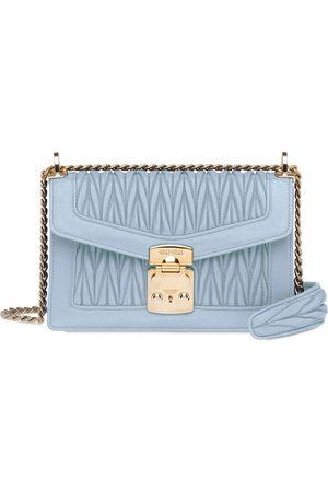 Miu Miu Women Purses - Miu Confidential matelassé shoulder bag
