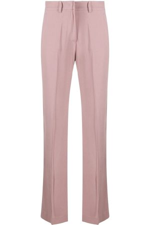 HEBE STUDIO Women Formal Pants - Straight tailored trousers